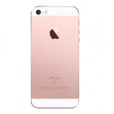 Корпус iPhone 5 SE розовое золото (Rose Gold)