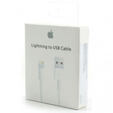 Кабель зарядки iPhone 5/6/7 Lightning to usb ORIG E75