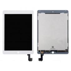 Дисплей с тачскрином iPad Air 2 белый