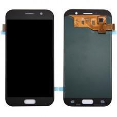 Дисплей Samsung A5 2017 (SM-A520F) ORIG черный