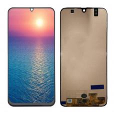 Дисплей Samsung A50 (SM-A505F) ORIG черный