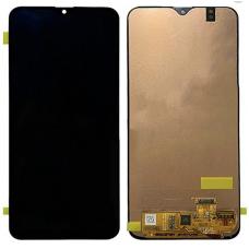 Дисплей Samsung A20 (SM-A205F) ORIG черный