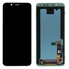 Дисплей Samsung A6 2018 (SM-A600F) ORIG черный