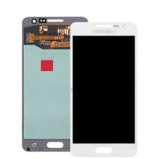 Дисплей Samsung A3 2015 (SM-A300F) ORIG белый