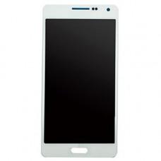 Дисплей Samsung A5 2015 (SM-A500F) OLED белый