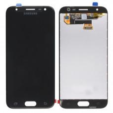 Дисплей Samsung J3 2017 (SM-J330F) OLED черный