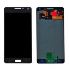 Дисплей Samsung A5 2015 (SM-A500F) OLED черный