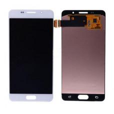 Дисплей Samsung A5 2016 (SM-A510F) ORIG белый