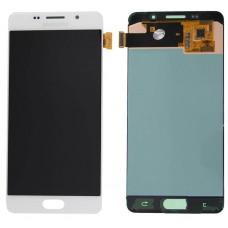 Дисплей Samsung A7 2016 (SM-A710F) OLED белый