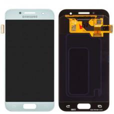 Дисплей Samsung A3 2017 (SM-A320F) ORIG белый