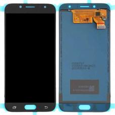 Дисплей Samsung J7 2017 (SM-J730) OLED черный
