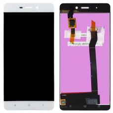 Дисплей Xiaomi Redmi 4 белый (модуль в сборе с тачскрином)