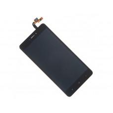 Дисплей Xiaomi Redmi Note 4X Черный