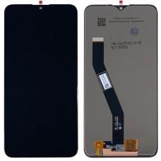 Дисплей Xiaomi Redmi 8/A8 черный (TFT)