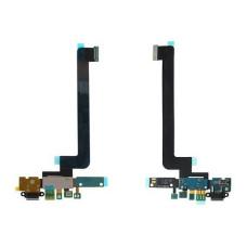 Нижняя плата Xiaomi Mi 4 с разъемом зарядки и микрофоном