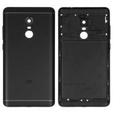 Крышка задняя Xiaomi Redmi Note 4X черная