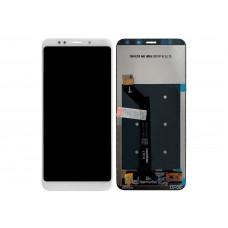 Дисплей Xiaomi Redmi 5 белый (экран с тачскрином)