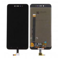 Дисплей Xiaomi Redmi 5A черный (экран с тачскрином)