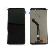 Дисплей Xiaomi Redmi 5 черный (экран с тачскрином)