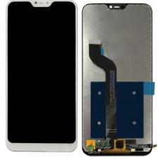 Дисплей Xiaomi Redmi 6 PRO/Mi A2 Lite белый (экран с тачскрином)