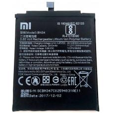 Аккумулятор Xiaomi Redmi 5A (BN34) 3000 mAh