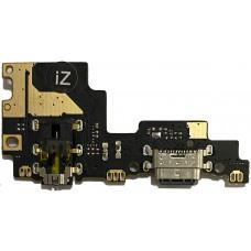 Нижняя плата Xiaomi Mi 5X/Mi A1 с разъемом зарядки и микрофоном