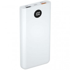 Внешний аккумулятор TFN Power Neo PB-238 10000 мАч с быстрой зарядкой QC
