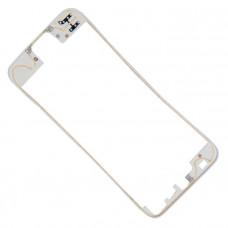 Рамка крепления тачскрина iPhone 5 (белый)