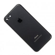 Корпус iPhone 7 черный матовый (Black)