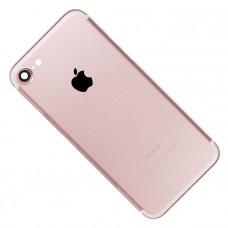 Корпус iPhone 7 розовое золото (Rose Gold)