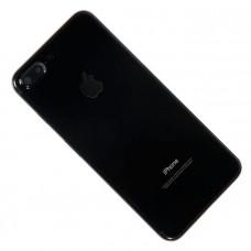 Корпус iPhone 7 Plus черный глянцевый (Jet Black)