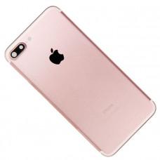 Корпус iPhone 7 Plus розовое золото (Rose Gold)