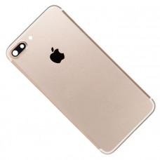 Корпус iPhone 7 Plus золотой (Gold)