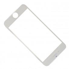 Стекло с рамкой и OCA iPhone 6, (белый)