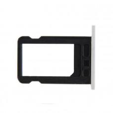 Лоток сим (SIM) карты iPhone 5С белый