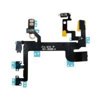 Шлейф боковой iPhone 5 SE: кнопка включения и кнопки громкости