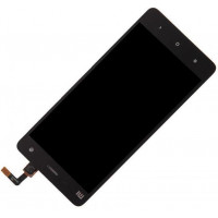 Дисплей Xiaomi Mi 4 черный (модуль в сборе с тачскрином)