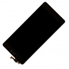 Дисплей Xiaomi Mi 4C черный (модуль в сборе с тачскрином)