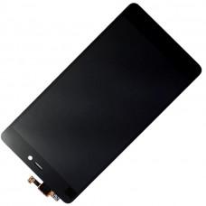 Дисплей Xiaomi Mi 4i черный (модуль в сборе с тачскрином)