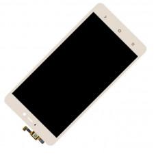 Дисплей Xiaomi Mi 4S белый (модуль в сборе с тачскрином)