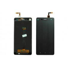 Дисплей Xiaomi Mi 4W черный (модуль в сборе с тачскрином)