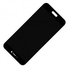 Дисплей Xiaomi Mi 5C черный (модуль в сборе с тачскрином)