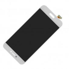 Дисплей Xiaomi Mi 5C белый (модуль в сборе с тачскрином)