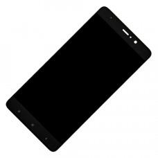 Дисплей Xiaomi Mi 5S Plus черный (модуль в сборе с тачскрином)