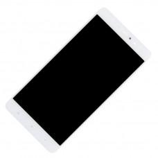 Дисплей Xiaomi Mi 5S Plus белый (модуль в сборе с тачскрином)