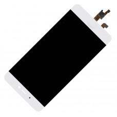 Дисплей Xiaomi Mi 5S белый (модуль в сборе с тачскрином)