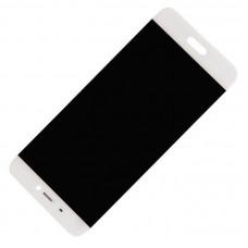 Дисплей Xiaomi Mi 5 белый (модуль в сборе с тачскрином)