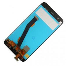 Дисплей Xiaomi Mi 6 Золотой (Модуль в сборе с тачскрином)