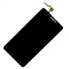 Дисплей Xiaomi Mi Max черный (модуль в сборе с тачскрином)