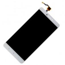 Дисплей Xiaomi Mi Max белый (модуль в сборе с тачскрином)